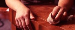 Полировка мебели — домашние рецепты