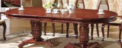 Кухонные столы из натурального дерева. Достоинства и недостатки